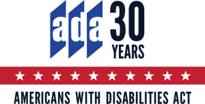 ADA 30 years logo